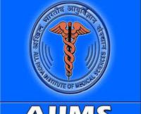 AIIMS Delhi Notification 2019