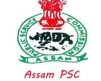 APSC Notification 2019