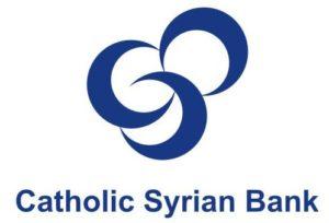 Catholic Syrian Bank Notification 2020