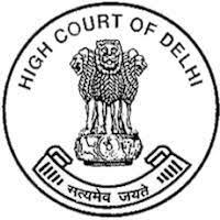 Delhi High Court Notification 2019