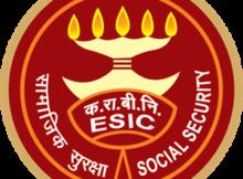 ESIC Kolkata Notification 2019