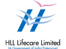 HLL Lifecare Notification 2019