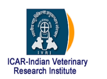 ICAR-IVRI Notification 2019