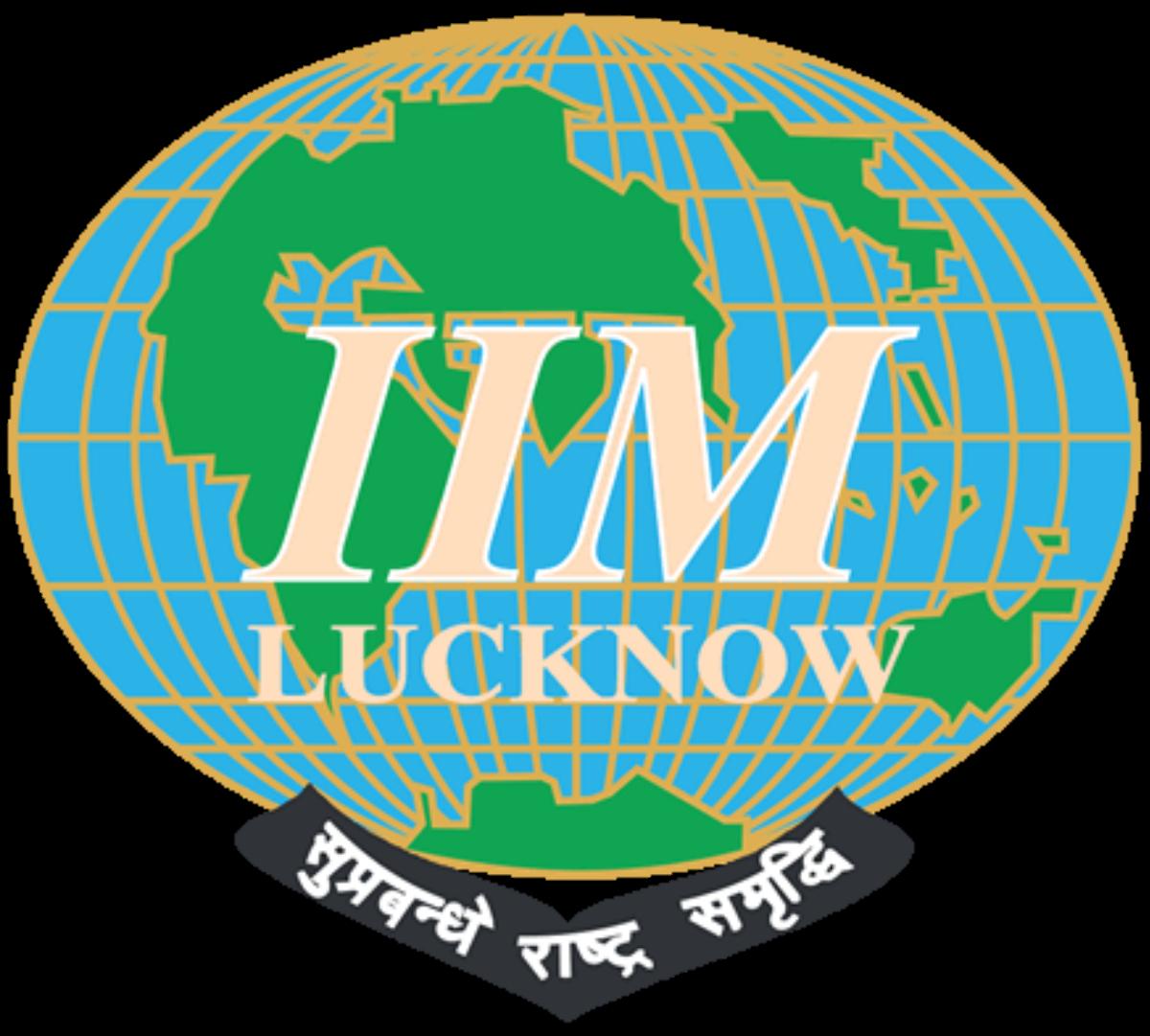 IIM Lucknow Notification 2019