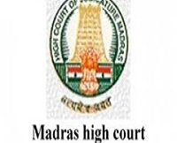 MADRAS HIGH COURT NOTIFICATION 2019