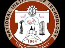 NIT Trichy Notification 2020