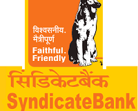 Syndicate Bank Recruitment 2019