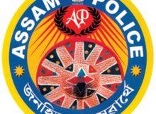 Assam Police Notification 2019