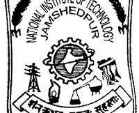 NIT Jamshedpur Notification 2019
