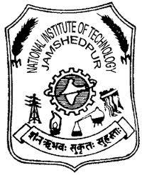 NIT Jamshedpur Notification