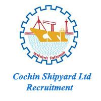 Cochin Shipyard Notification 2019