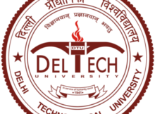 DTU Notification 2019