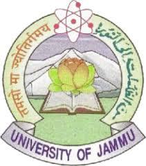 Jammu University Notification 2021 – Opening For Various JRF Posts