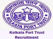Kolkata Port Trust Notification 2020