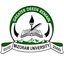 Mizoram University Notification 2019 – Openings for Various guest Faculty Posts