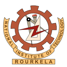 NIT Rourkela Notification 2020