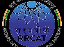 RRCAT Notification 2019