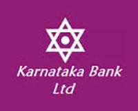 Karnataka Bank Jobs