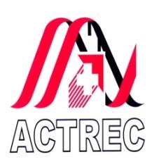 ACTREC Notification 2019