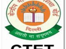 CBSE - CTET Notification 2019