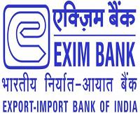 EXIM Bank Vacancy