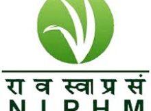 NIPHM Recruitment 2019