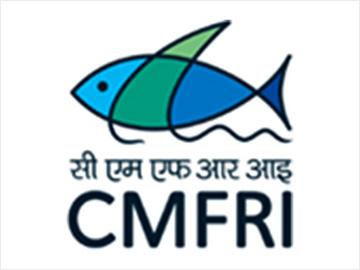 CMFRI Notification 2019