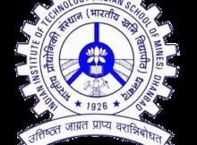 IIT-ISM Dhanbad Jobs
