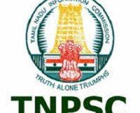 TNPSC Vacancy