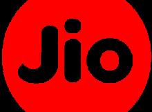 JIO Notification 2020
