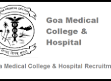 GMCH Notification 2019