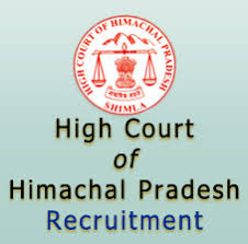 HP High Court Notification 2021 – Opening for 19 Clerk Posts