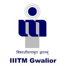 IIITM GwaliorNotification 2019 – Openings For Various SRF Posts