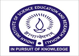 IISER Mohali Notification 2019