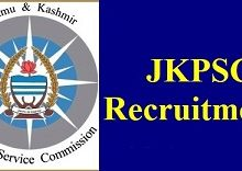 JKPSC Notification 2019