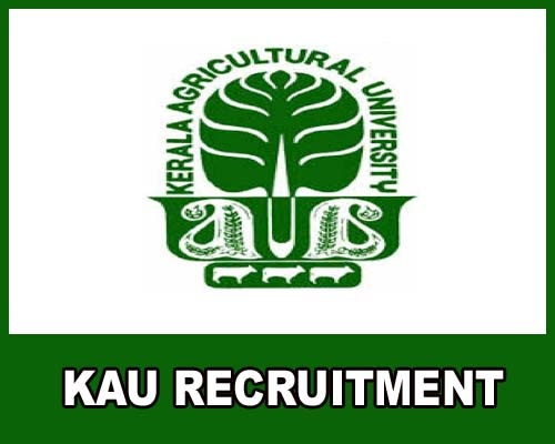 KAU Notification 2019