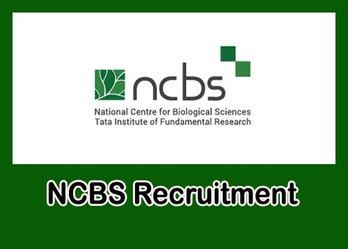NCBS Notification 2019 – Openings for Various Program Manager Posts