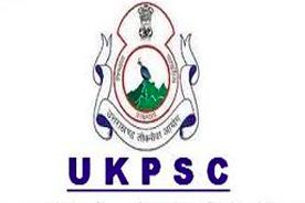 UKPSC Notification