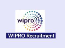 Wipro Notification 2020