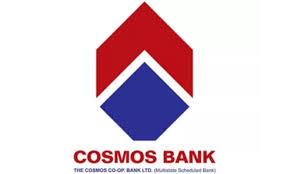 Cosmos Bank Notification 2019