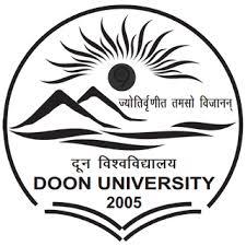 Doon University Notification 2019 – Openings For Various Assistant Professor Posts