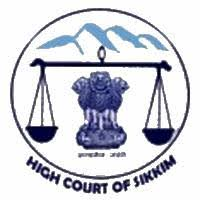 High Court of Sikkim Notification 2019