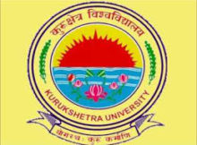 Kurukshetra University Notification 2019