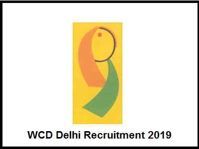 WCD Notification 2019 – Openings For Various Consultant Posts