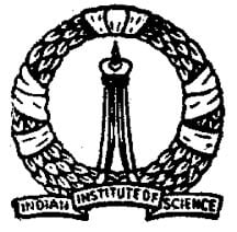 IISc Notification 2020