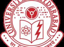 University of Hyderabad Jobs