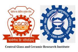 CSIR-CGCRI Recruitment
