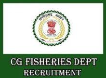 Chhattisgarh Fishers Department Jobs