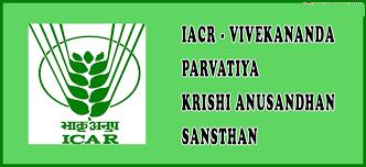 ICAR-VPKAS Notification 2019 – Openings For Various RA, SRF Posts
