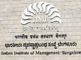 IIM Bangalore Notification 2019